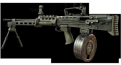 L86 LSW| 武器リスト | MW3 研究所